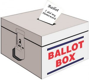 Ballot Issues for November 6th