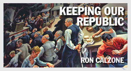 Keeping Our Republic – Guest Commentary