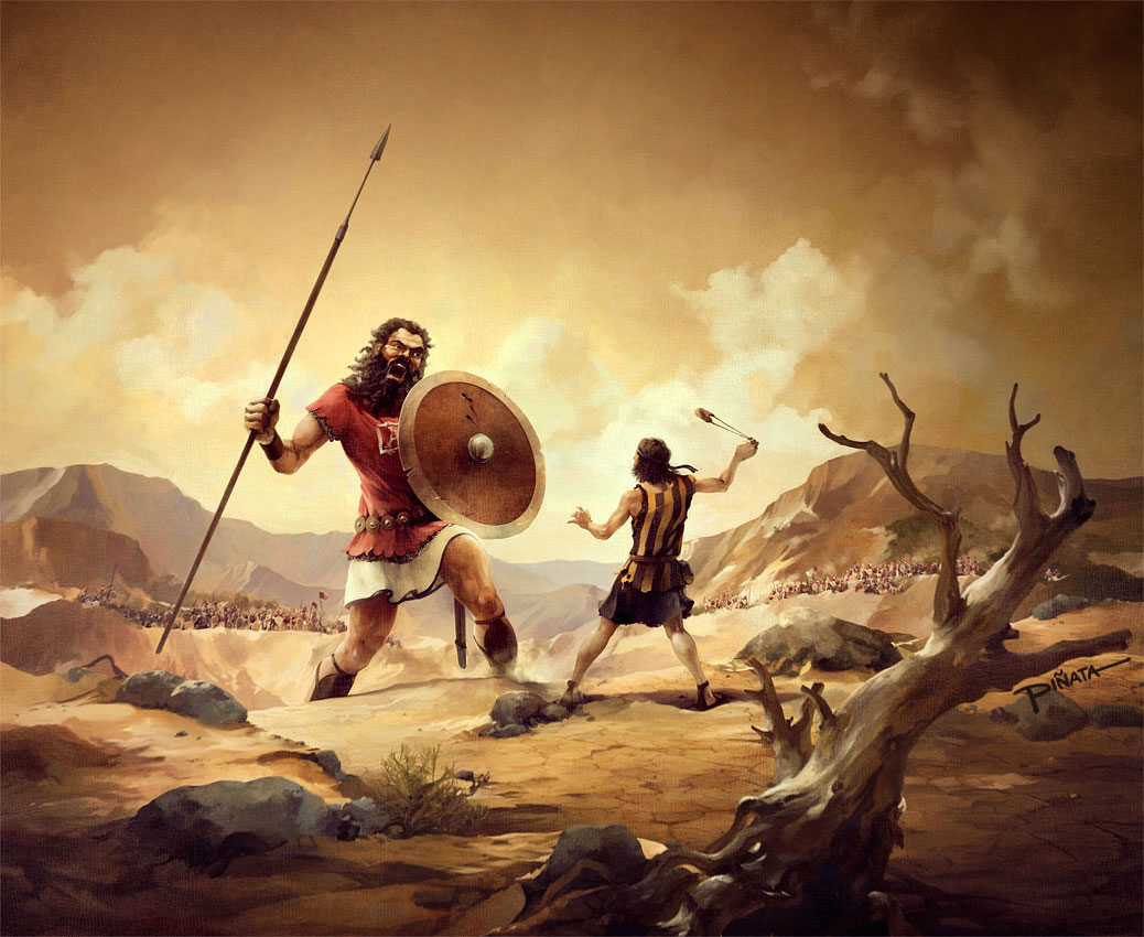 David and Goliath States