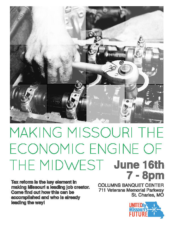 Making Missouri the Economic Engine of the Midwest