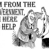 I'm from the Government and I'm here to help!