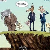 Fiscal Cliff Debacle: Failure of Leadership and Representation