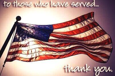 Remembering those that Served and are Serving