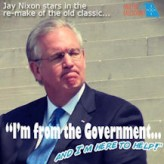 Real Jay Nixon Delivered State of the State Speech!