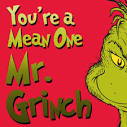 Merry Christmas from the Grinch!