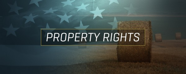 URGENT: A Subtle Attack on Property Rights is Taking Place but this Time It's not Government!