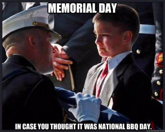 Thank you to those who gave all for us!