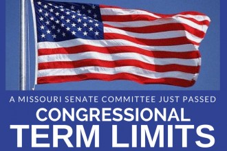 U.S. Term Limits Resolution Advances in Missouri Legislature!